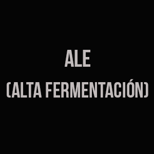 Ale (Alta Fermentación)